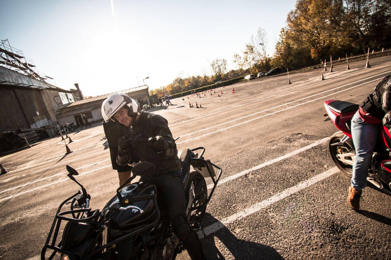 Kurs motocyklowy Kraków