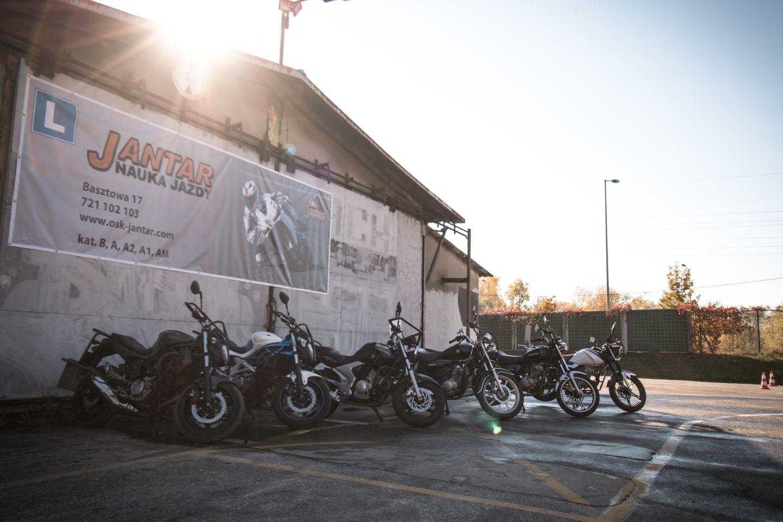 Szkoła motocyklowa Kraków