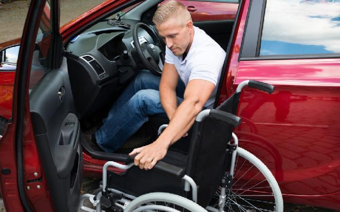 Niepełnosprawność, a kurs na prawo jazdy