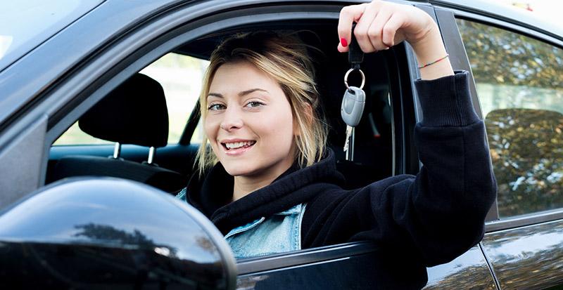 Prawo jazdy po 16 roku życia - To możliwe!