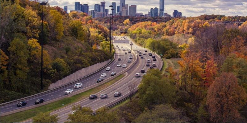 O czym warto pamiętać podróżując autostradą? - najczęstsze błędy