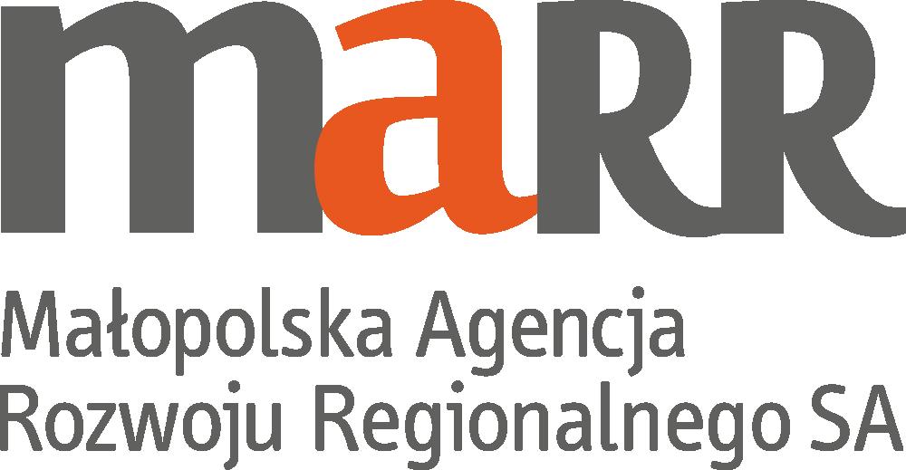 logotyp Małopolskiej agencji rozwoju regionalnego