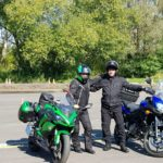 """Wycieczki motocyklowe z """"absolwentami"""" naszej szkoły motocyklowej"""